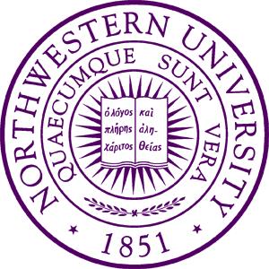 西北大学 logo