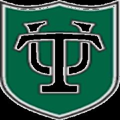杜兰大学 logo
